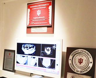 インディアナ大学 歯学部 インプラント科認定医療機関